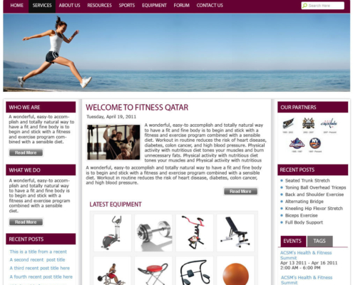 FitnessQatar