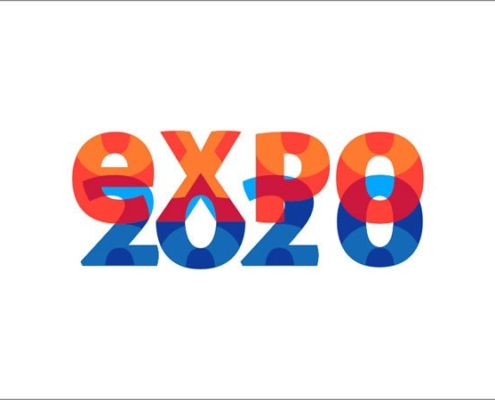 Dubai Expo 2020 495x400 - Colours Meaning in Logos