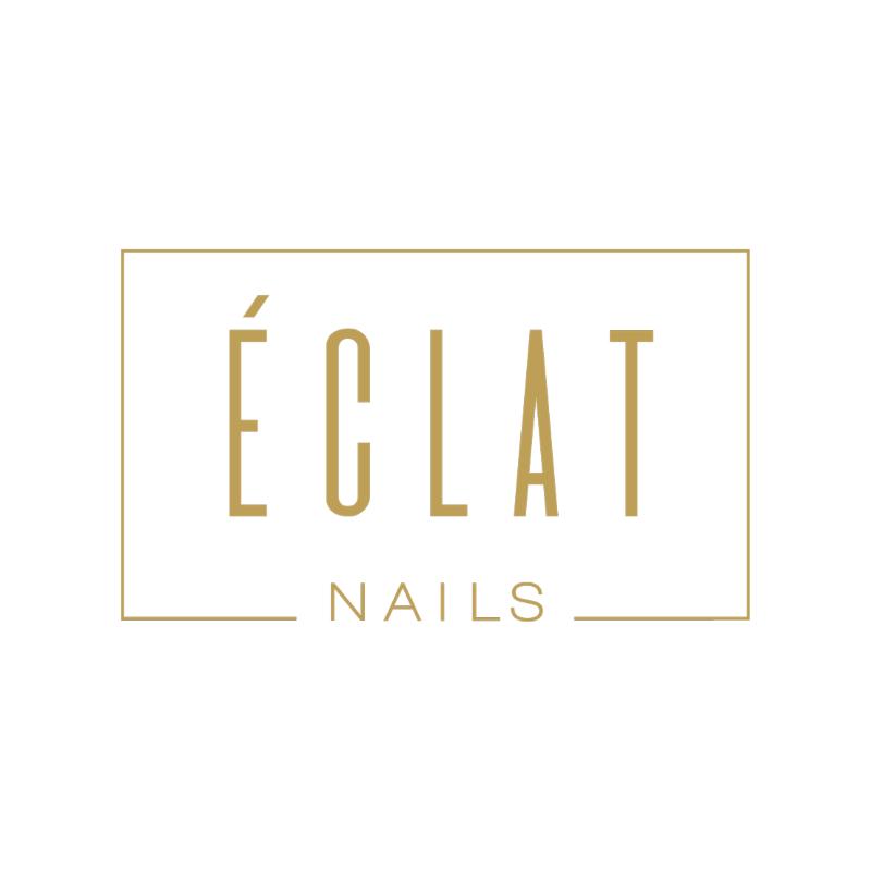 Eclat Nails Logo 2 - Éclat Nails