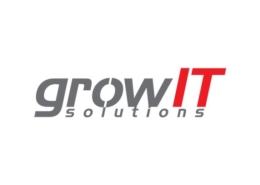 GrowIT Solutions 260x185 - Logo Design