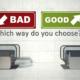 Logo Design Good Bad 80x80 - Logo Design