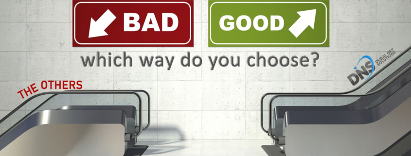Logo Design Good Bad 845x321 - How important is to have an attractive logo?