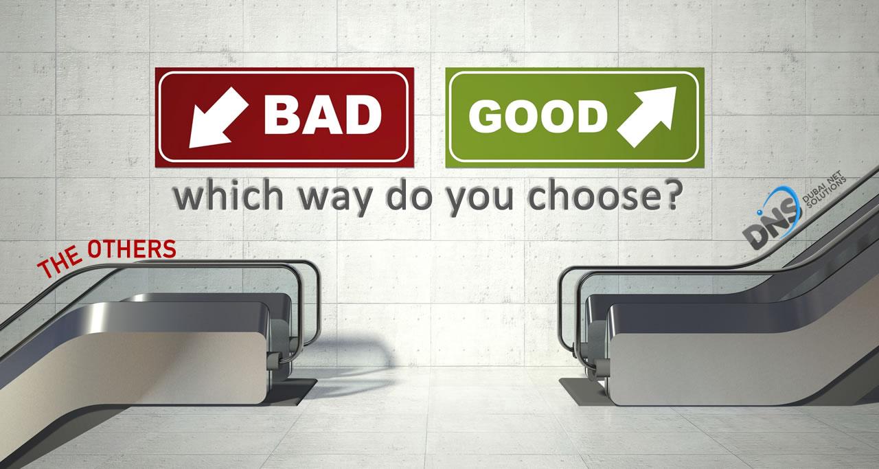 Logo Design Good Bad - Blog 2