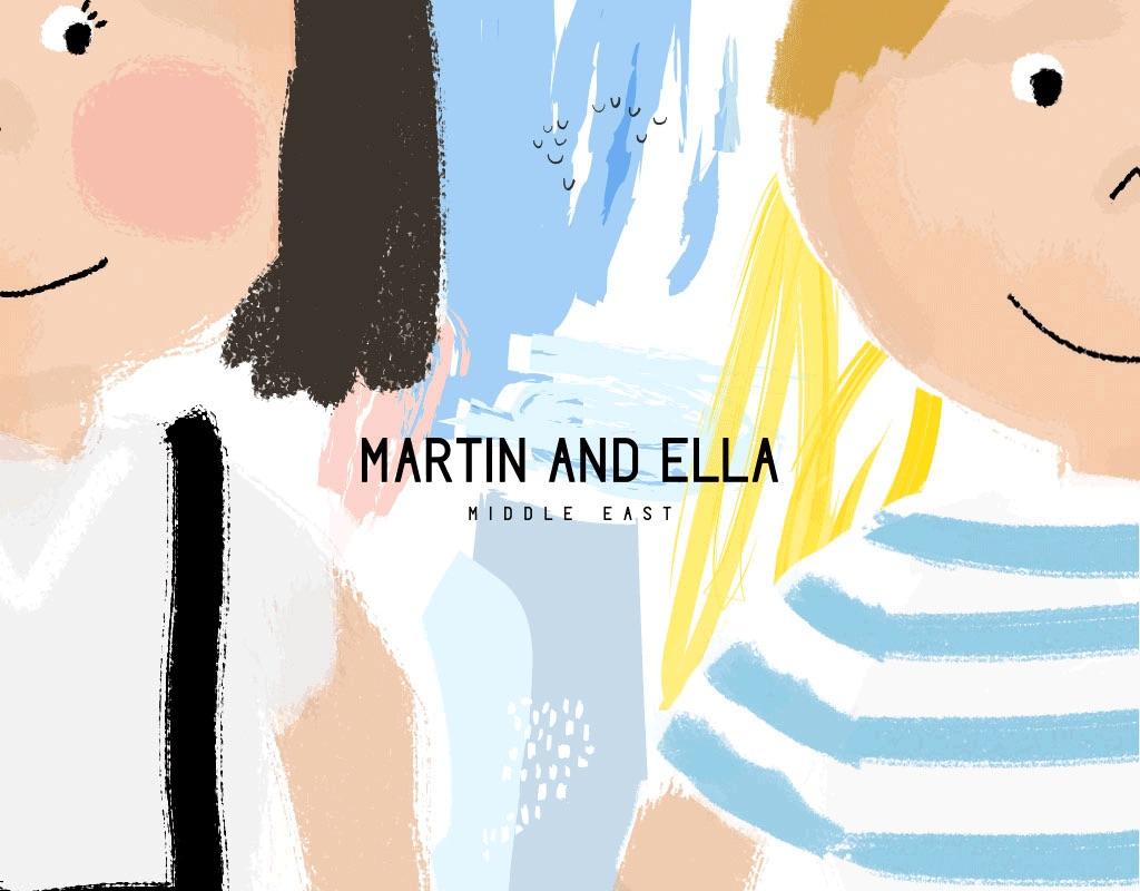 Martin and Ella Kids Online Store - Martin and Ella