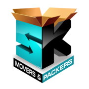 SK Movers & Packers Dubai Logo