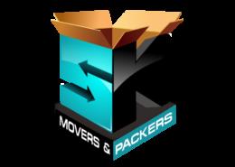 SK Movers Logo 260x185 - Logo Design