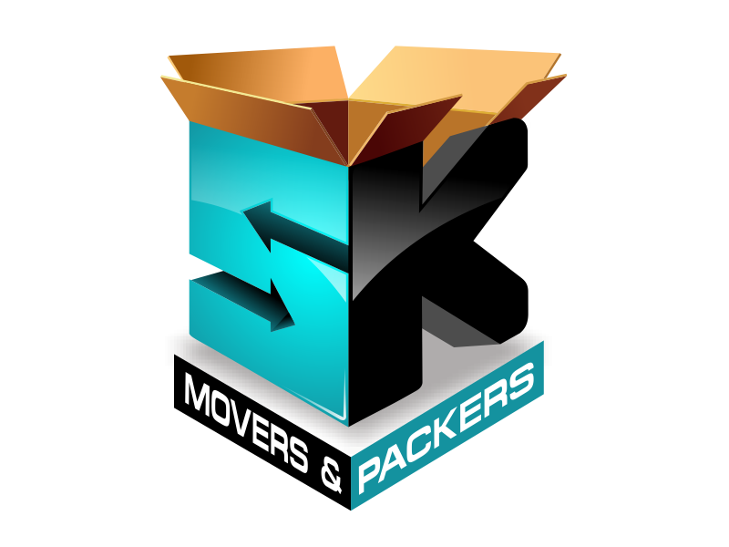 SK Movers Logo - SK Movers