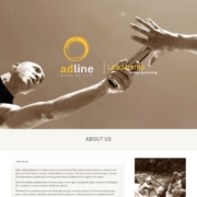 Adline website