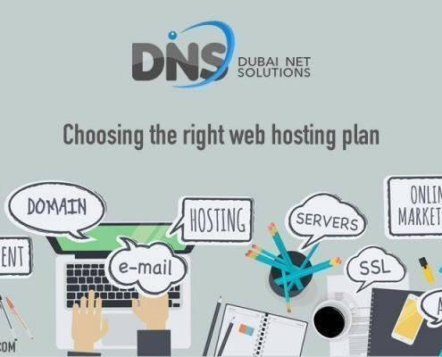 blog choosing the right web hosting 495x400 - 6 Reasons Why Your Business Needs a Professional Logo Designer