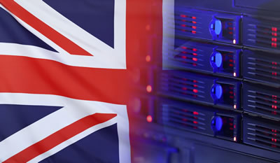 server uk - Datacentre